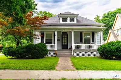 Sedalia Single Family Home Sale Pending/Backups: 1420 W Broadway