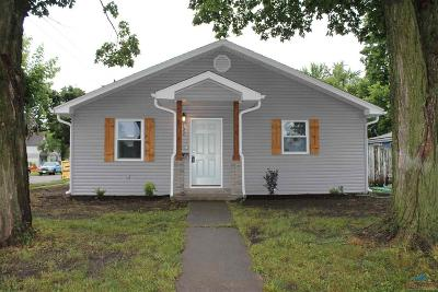Sedalia Single Family Home Sale Pending/Backups: 122 E 10th