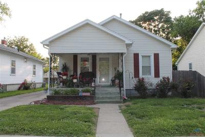 Sedalia Single Family Home For Sale: 1500 S Grand