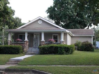 Sedalia Single Family Home Sale Pending/Backups: 1120 E 16th