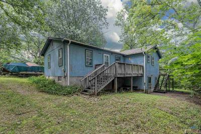Single Family Home For Sale: 29632 Lake Road 57