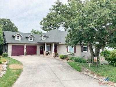 Warsaw Single Family Home For Sale: 29528 Brown Station Rd.