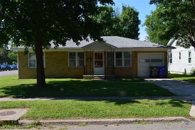 Sedalia Single Family Home Sale Pending/Backups: 508 E 14th