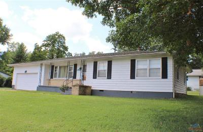 Warsaw Single Family Home Sale Pending/Backups: 1205 Commercial St.