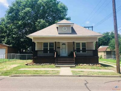 Sedalia Single Family Home For Sale: 518 S Washington
