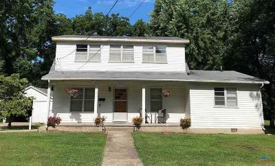 Sedalia Single Family Home For Sale: 1410 & 1412 S Warren St