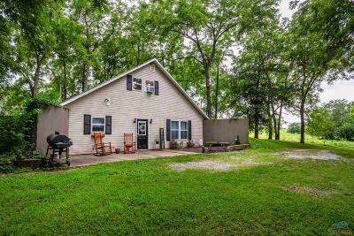 Hughesville Single Family Home Sale Pending/Backups: 19540 McCurdy Road
