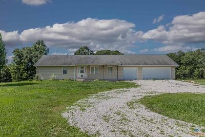 Benton County Single Family Home For Sale: 15631 Hwy B