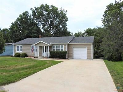 Johnson County Single Family Home For Sale: 616 Christopher