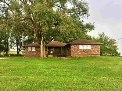 Osceola Single Family Home For Sale: 6045 NE 601 Rd