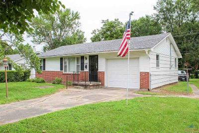 Sedalia Single Family Home For Sale: 408 N Prospect