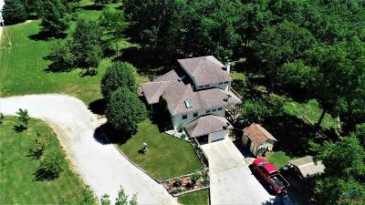 Single Family Home For Sale: 25239 Trinchera Rd