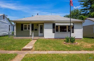 Sedalia Single Family Home For Sale: 645 E 9th
