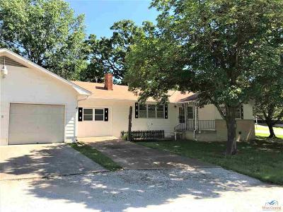 Warsaw Single Family Home Sale Pending/Backups: 839 Illinois St.