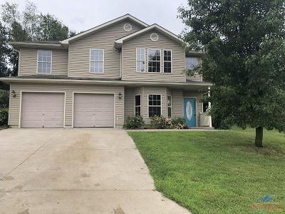 Johnson County Single Family Home Pending Approval - Ss/F: 966 E Market Street