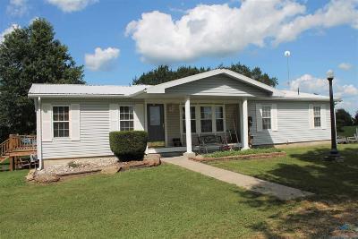 Single Family Home For Sale: 31214 Rattlesnake Hill Rd