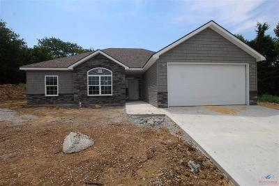 Johnson County Single Family Home For Sale: 484 Olive Court