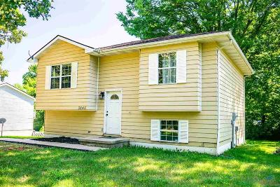 Sedalia Single Family Home Sale Pending/Backups: 3845 Southgate Dr