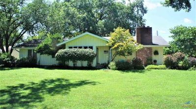 Henry County Single Family Home For Sale: 1901 S 2nd St