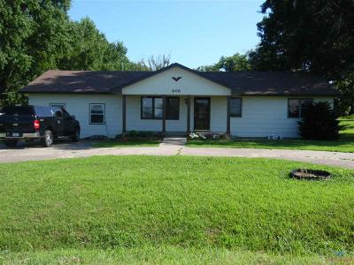 Otterville Single Family Home For Sale: 606 Bb Hwy