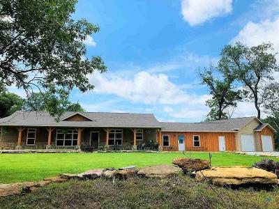 Deepwater Single Family Home For Sale: 973 SE 87 Road