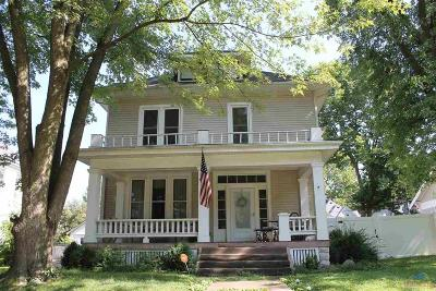 Sedalia Single Family Home For Sale: 810 W Broadway