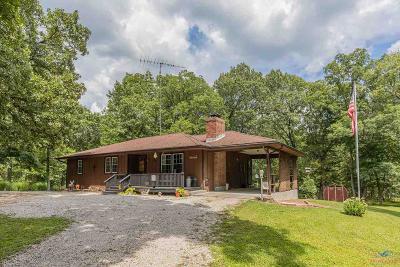 Benton County Single Family Home For Sale: 17034 Centerline Av