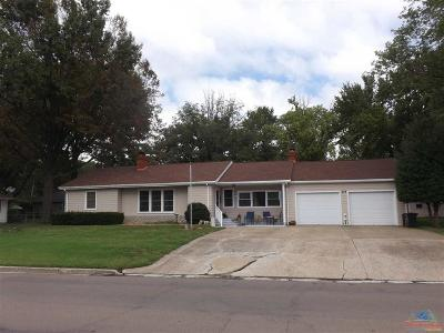 Sedalia Single Family Home Sale Pending/Backups: 218 W 24th