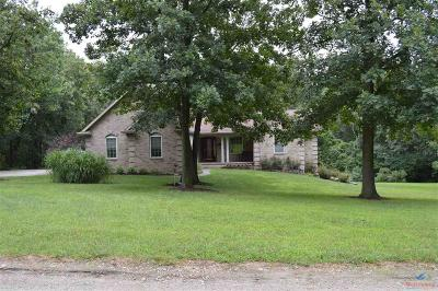 Smithton Single Family Home For Sale: 22024 Smith Rd