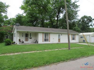 Sedalia Single Family Home For Sale: 1802 S Osage