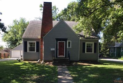 Henry County Single Family Home Sale Pending/Backups: 108 E Rogers St