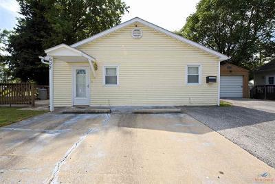 Sedalia Single Family Home For Sale: 522 S Washington