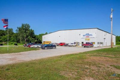 Pettis County Commercial For Sale: 1201 N Missouri