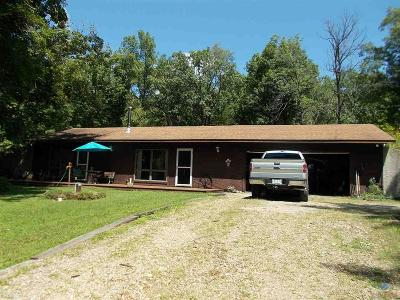 Smithton Single Family Home Sale Pending/Backups: 22495 North Woods Rd