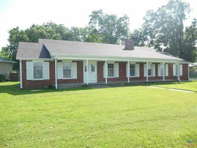 Henry County Single Family Home For Sale: 100 N Baird