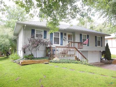 Henry County Single Family Home Sale Pending/Backups: 1800 Strawberry Lane