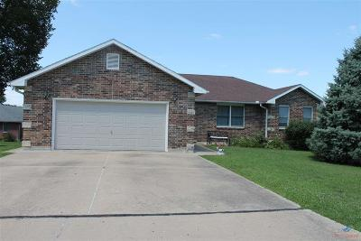 Sedalia Single Family Home Sale Pending/Backups: 3118 S Grand Ave