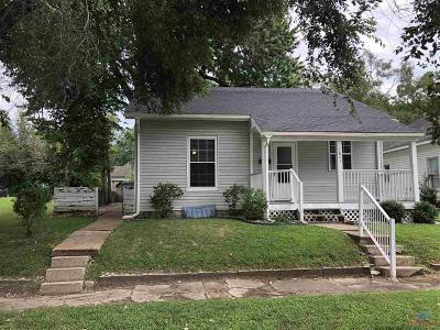 Sedalia Single Family Home Sale Pending/Backups: 1805 S Grand