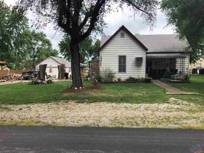 Lincoln Single Family Home For Sale: 109 E Locust