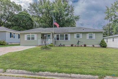 Sedalia Single Family Home Sale Pending/Backups: 1614 E 12th St