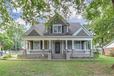 Sedalia Single Family Home For Sale: 1318 S Warren