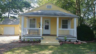 Sedalia Single Family Home For Sale: 1606 W 9th