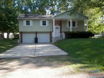Sedalia Single Family Home Sale Pending/Backups: 2859 Southgate Loop