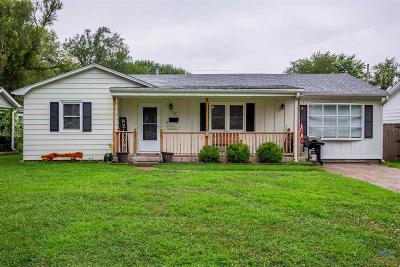 Sedalia Single Family Home Sale Pending/Backups: 918 Sue Ln