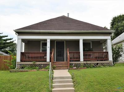 Sedalia Single Family Home Sale Pending/Backups: 714 E 13th St