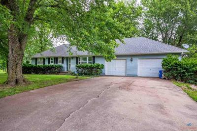 Sedalia Single Family Home For Sale: 30703 Summers Dr.