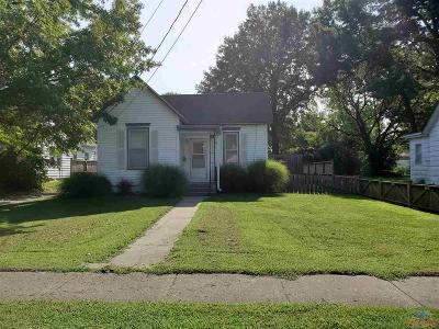 Henry County Single Family Home For Sale: 522 N 2nd