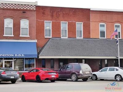 Appleton City Commercial For Sale: 104 W 4th St.