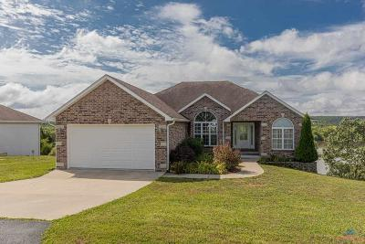 Warsaw Single Family Home Sale Pending/Backups: 22768 Lake Ridge Dr