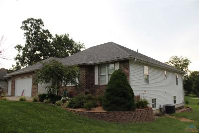 Henry County Single Family Home For Sale: 54 NW 247th Rd